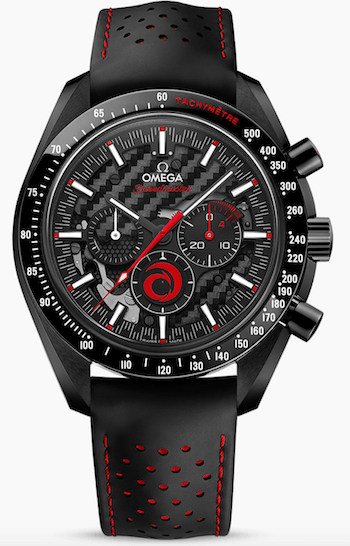 OMEGA Speedmaster Moonwatch Team Alinghi LE - new watch alert