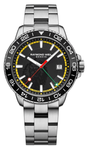 Raymond Weil Tango Bob Marley Limited Edition Men's Quartz GMT - new watch alert