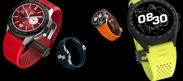 TAG Heuer connected new look