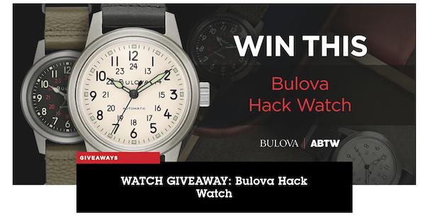 aBlogtoWatch Bulova partnership