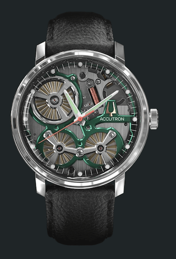 Accutron Spaceview 2020 - new watch alert