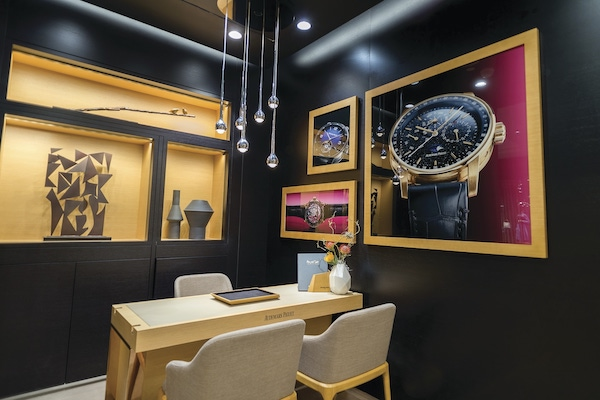 Audemars Piguet boutique Atlanta - a place to buy an expensive watch
