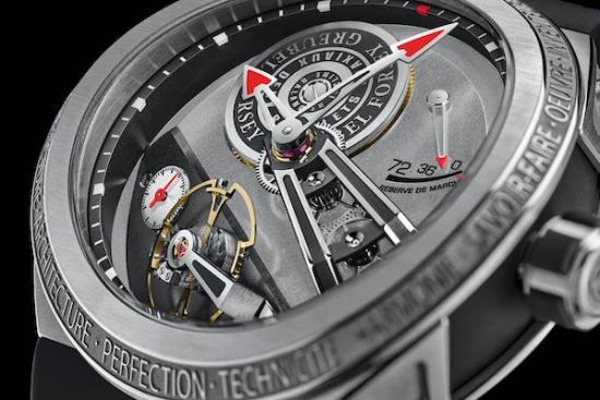 Balancier S new watch alert