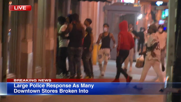 Chicago looting