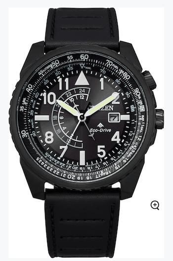 Citizen Promaster Nighthawk - new watch alert