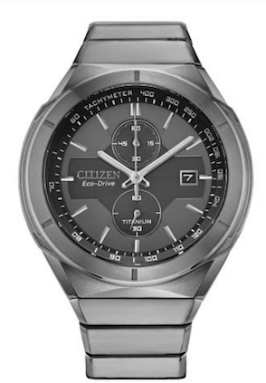new watch alert - Citizen Super Titanium Armor Chrono