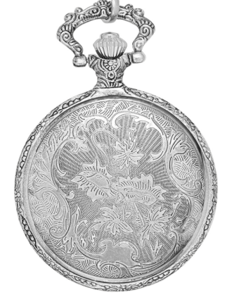 GEORGE pocket watch rear