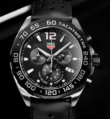 TAG Heuer Formula 1 with date window