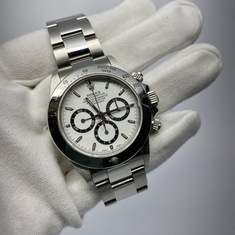 Rolex Daytona - the most coveted of motor sports watches
