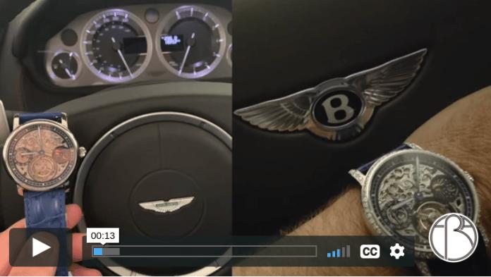 luxury cars ERA Timepieces