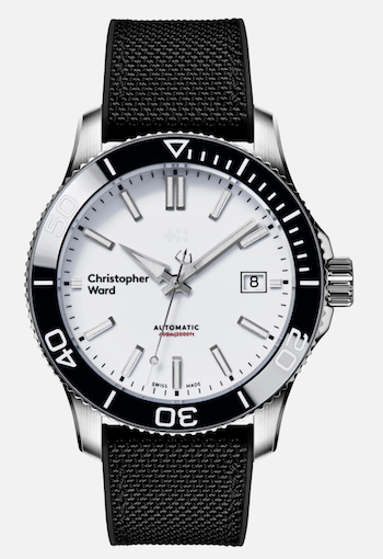 Christopher Ward C60 Trident Pro 600 - so new watch alert