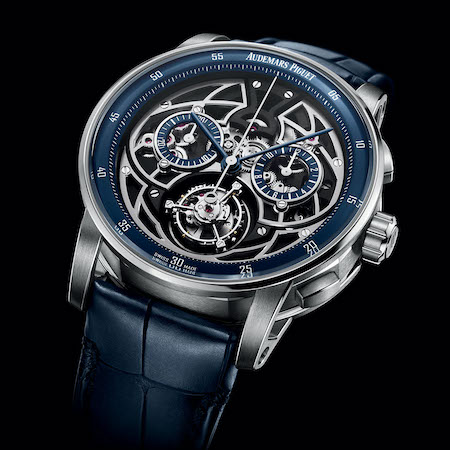 Code 11.59 Flying Tourbillon