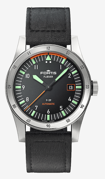New watch alert - Fortis F-39