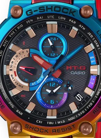 New watch alert - G-SHOCK MTGB1000VL4A detail