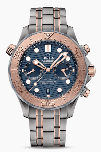 New watch alert - OMEGA Seamaster 300M Master Co-Axial Chronometer Chronograph