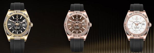 New watch alert - Rolex Sky - Dweller