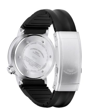 New watch alert - SAR Rescue watch caseback