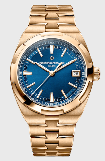 New watch alert - Vacheron Constantin Overseas Gold