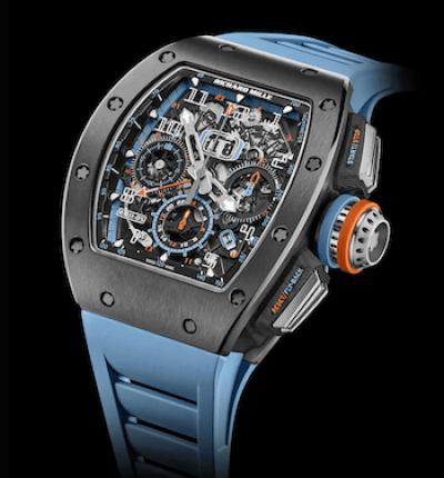 Richard Mille RM 11-05 - new watch alert