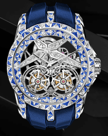 Roger Dubuis Excalibur Suburbia - new watch alert