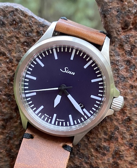 Sinn 856 money shot