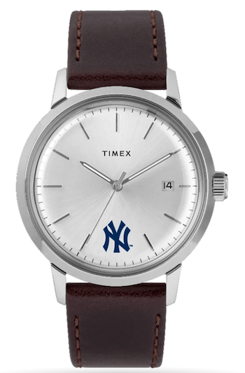 Timex Marlin® Automatic - New York Yankees™ - new watch alert