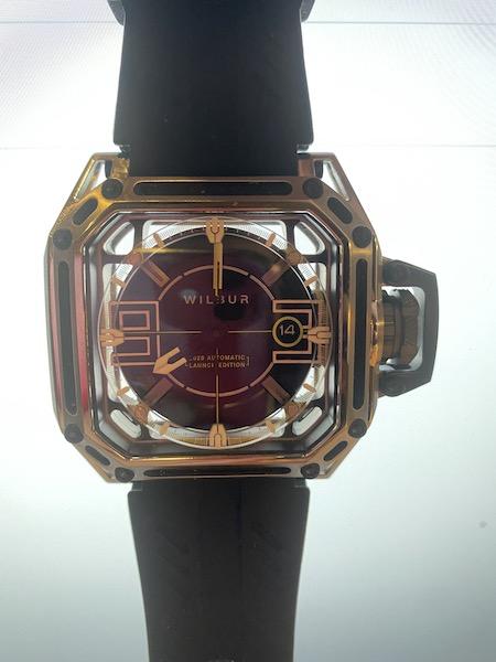 Wilbur Watches 2020 backlit