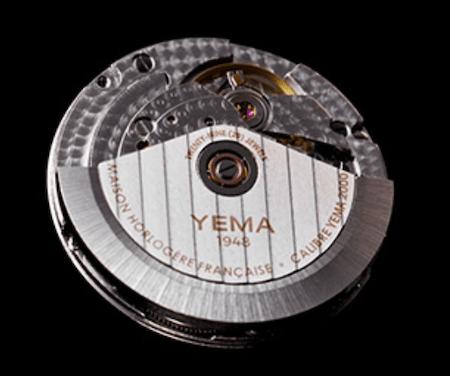 Yema new in-house caliber revealed
