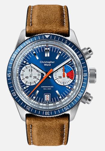 Christopher Ward C65 Chronograph - new watch alert