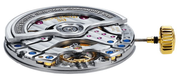 Grand Seiko SLGH003 Hi-Beat 60th Anniversary LE movement