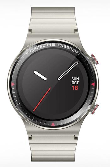 Huawei X Porsche Design's GT 2 Smartwatch