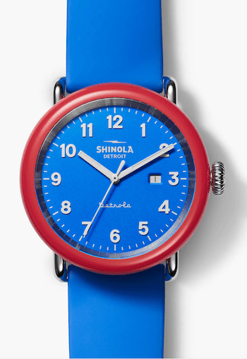 New watch alert - Shinola I Voted Detrola
