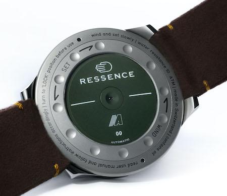Ressence Type 5X - new watch alert