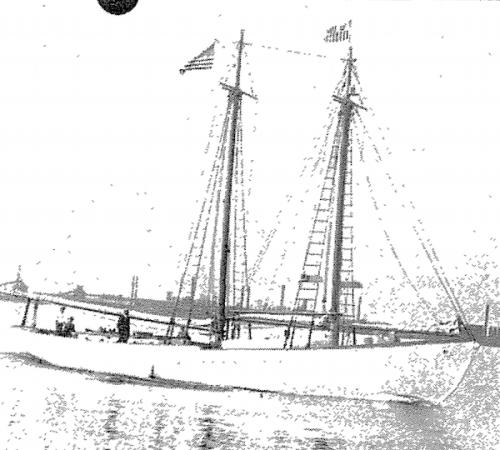U.S. Coast Guard Schooner Lincoln