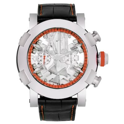 Romaine Jerome Titanic watch