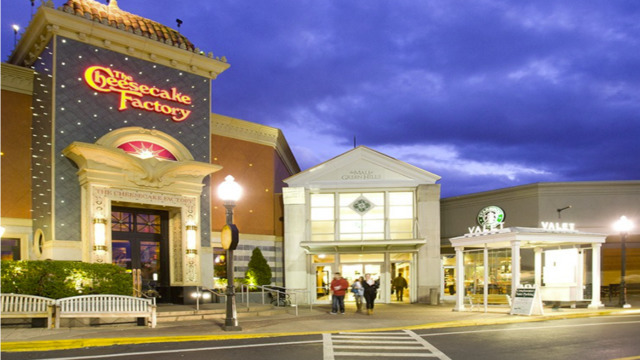The Mall at Green Hills in Nashville, Tennessee