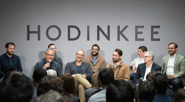 Hodinkee press conference
