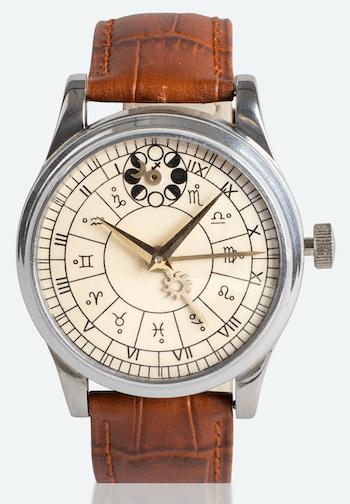 Italian watches - M&D perpetual calendar