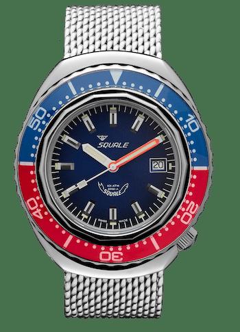 Italian watches - Squale Pepsi