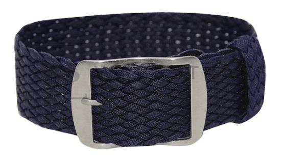 Perlon watch strap
