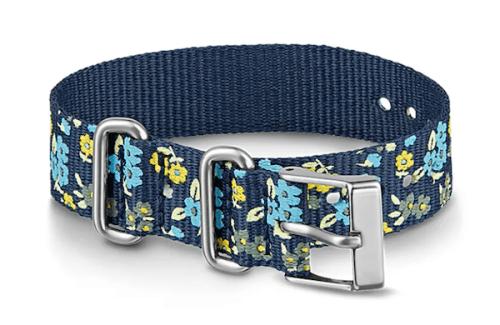 Timex cloth fabric watch strap