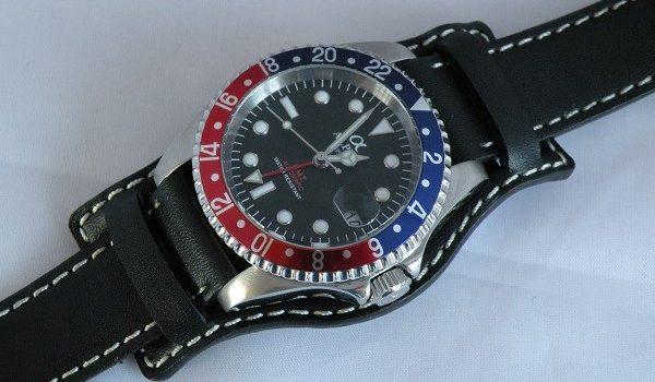 bund strap is a watch band