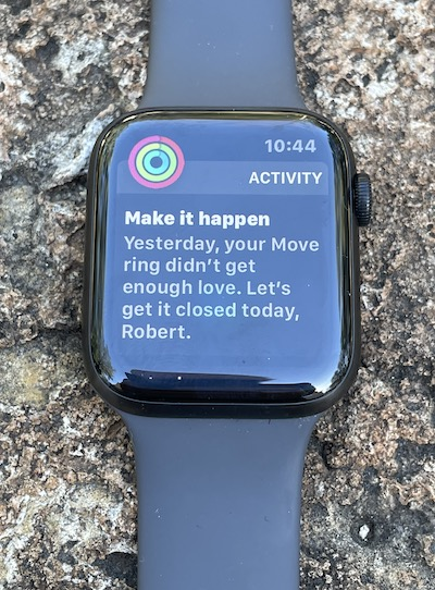 Apple watches life by watching you