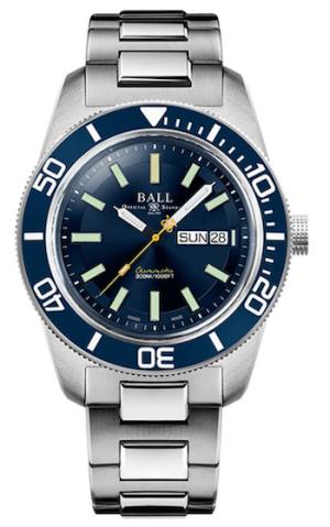 Ball Engineer Master II Skindiver Heritage - new watch alert!