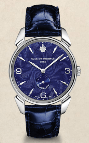 Cuervo Y Sobrinos - underrated watch brands