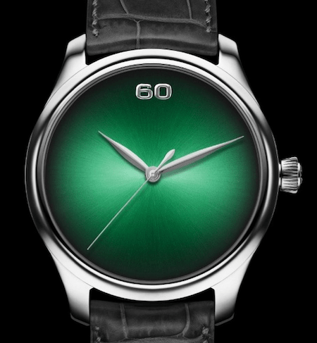 H. Moser & Cie. x Oriental Watch Company 60th Anniversary Special Edition Endeavour Centre Seconds Concept