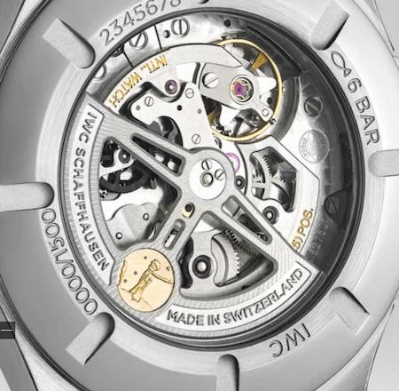 IWC Pilot's Watch Timezoner Edition Le Petit Prince moveent