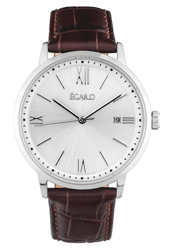 V1 Class Auto White Leather Égard watches