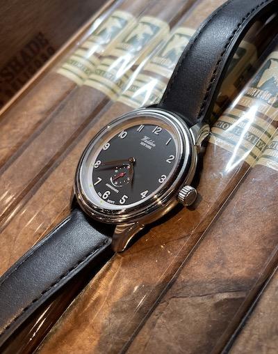 Waldan Watch Heritage Professional cigars