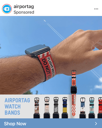 Watch collector bands